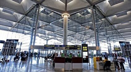 Malaga Luchthaven